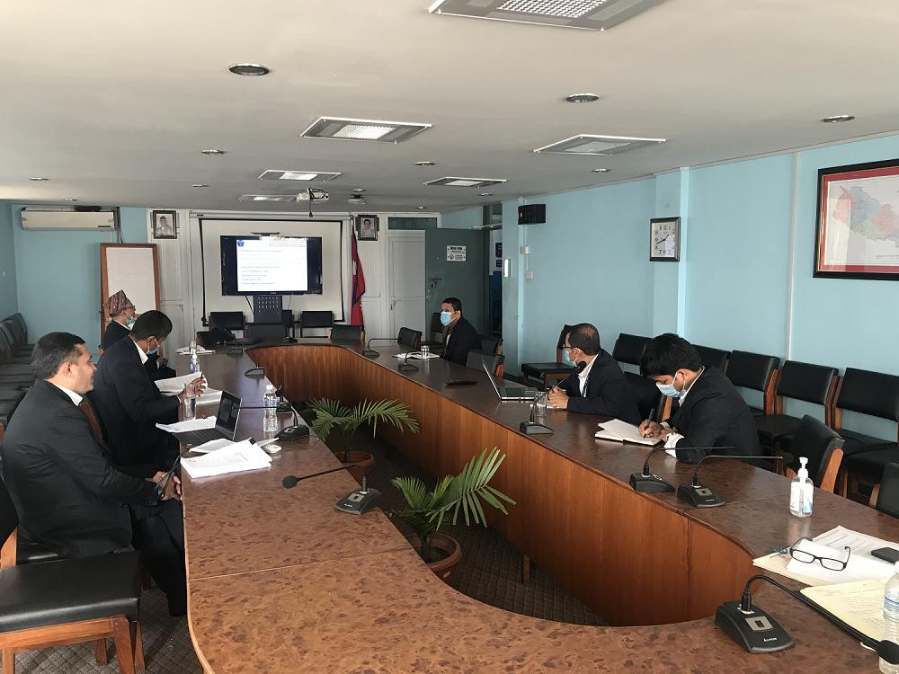 IFMIS working committee Meeting